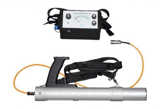 Пешеходный сцинтилляционный (NaI) радиометр СРП-20
