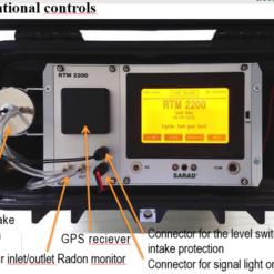 RTM 2200 Soil Gas - Радиометр радона