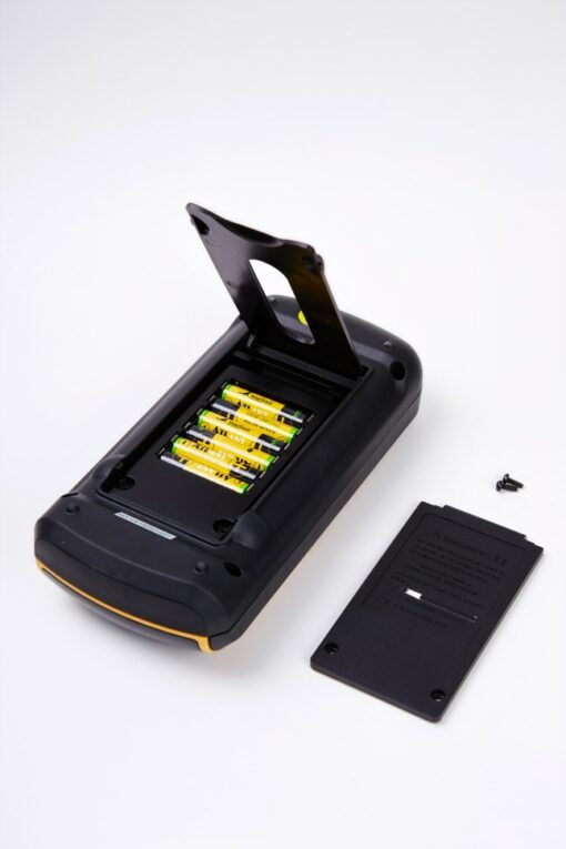 Мультиметр цифровой VA-MM38 батарейный отсек