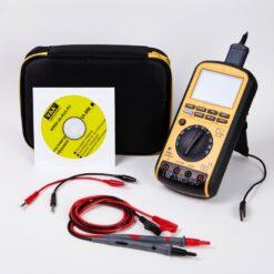 Мультиметр цифровой VA-MM38 комплектация
