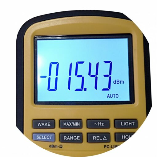 Мультиметр цифровой VA-MM38 измерение мощности переменного тока логарифмическом масштабе