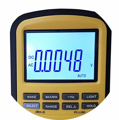 Мультиметр цифровой VA-MM38 измерение AC и DС