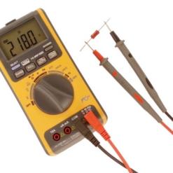 Мультиметр цифровой VA-MM18ВЕ измерение сопротивления