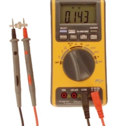Мультиметр цифровой VA-MM18ВЕ прозвонка