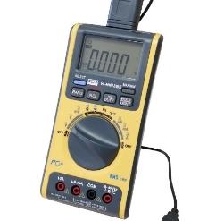 Мультиметр цифровой VA-MM18ВЕ подключение к ПК