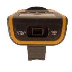 Мультиметр цифровой VA-MM18ВЕ вид сверху