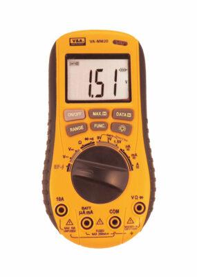 Мультиметр цифровой VA-MM20 с первичной поверкой