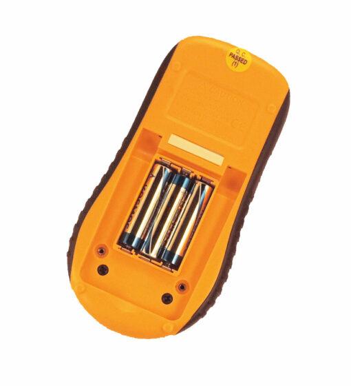 Мультиметр цифровой VA-MM20 батарейный отсек