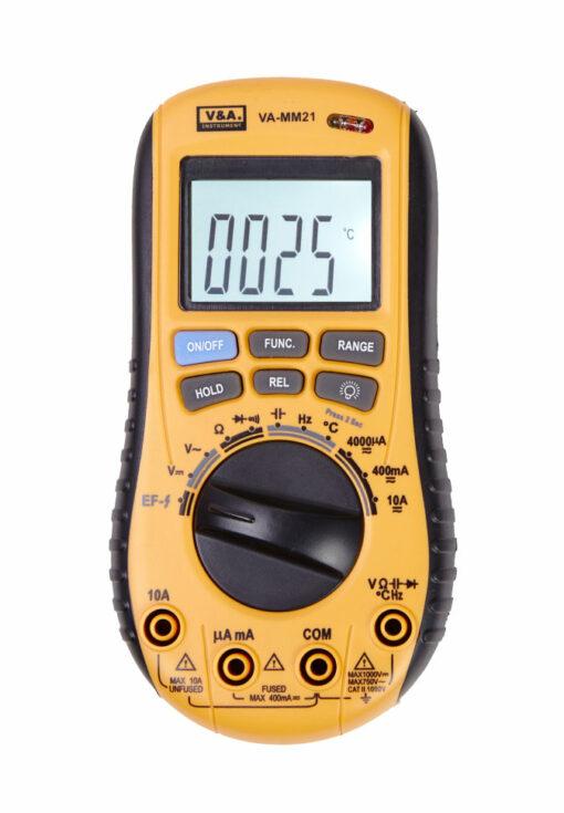 Мультиметр цифровой VA-MM21