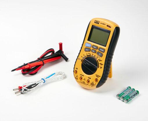 Мультиметр цифровой VA-MM21 комплектация