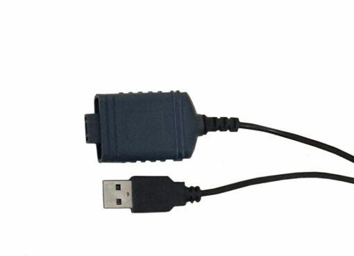 Мультиметр цифровой VA-ММ55 с повышенной защитой, USB кабель