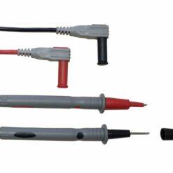 Мультиметр цифровой VA-ММ55 с повышенной защитой, измерительные щупы