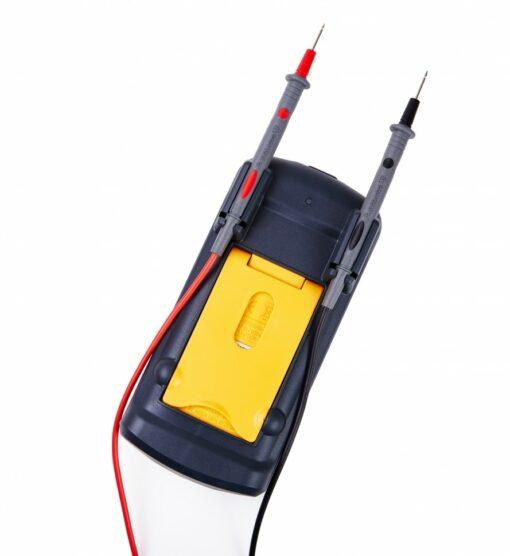Мультиметр цифровой VA-ММ55 с повышенной защитой, вид сзади