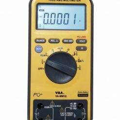 Мультиметр цифровой VA-ММ55 с повышенной защитой