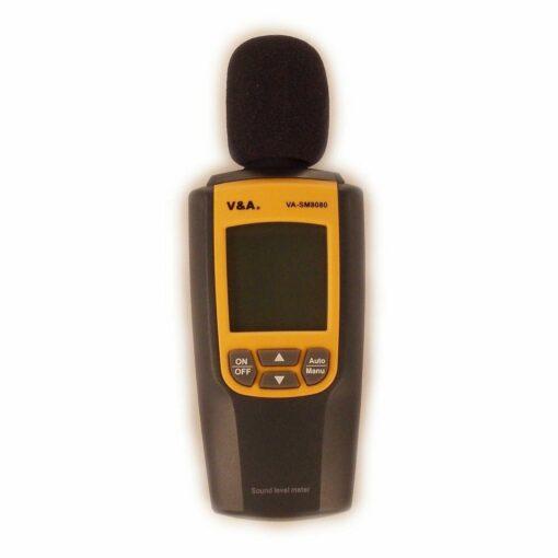 Измеритель уровня звука VA-SM8080 с первичной поверкой