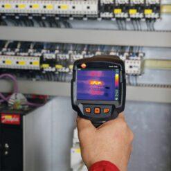 Тепловизор Testo 868 с первичной поверкой в работе