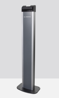 Монитор радиационный пешеходный МРП-АТ930